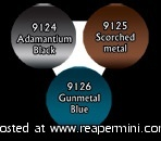 Colored Metallics Three