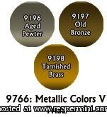 Metallics V