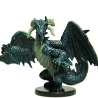 Medium Black Dragon