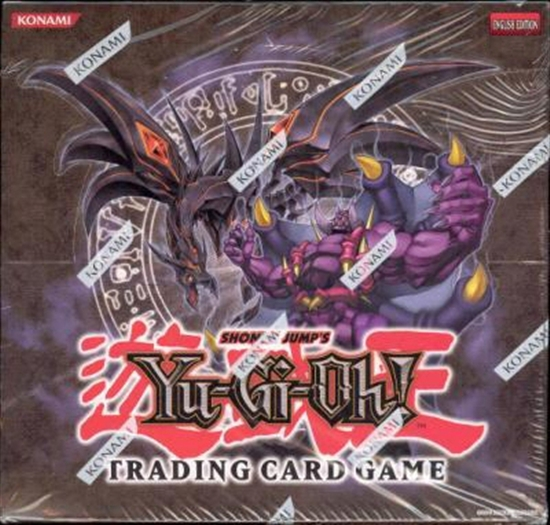 Dragons Roar and Zombie Madness Structure Deck Box