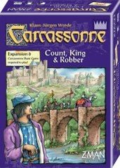 Carcassonne Exp 6: Count, King & Robber