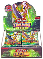 Yu-Gi-Oh Star Pack 2013 1st Edition Booster Box
