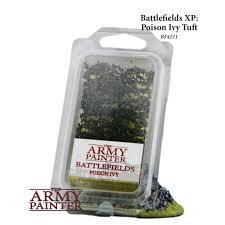 Battlefields XP - Poison Ivy