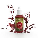 Warpaints: Dragon Red (100% match) 18ml