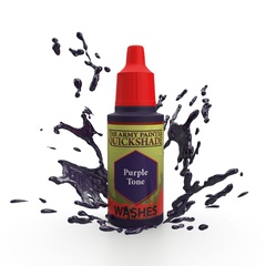 Warpaints: Purple Tone Ink 18ml