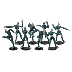DreadBall Team Pelgar Mystics Judwar Team (8 players)