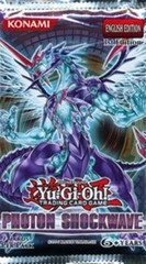 Yu-Gi-Oh Photon Shockwave 1st Edition Booster Pack