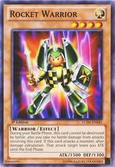 Rocket Warrior - LCJW-EN042 - Common - 1st Edition
