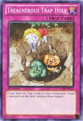 Treacherous Trap Hole - LCJW-EN277 - Common - 1st Edition