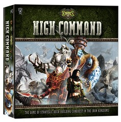 High Command: Hordes Base Set