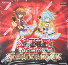 Jaden Yuki & Syrus Truesdale Starter Box