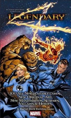 Legendary: The Fantastic Four Expansion