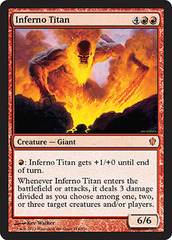 Inferno Titan on Channel Fireball