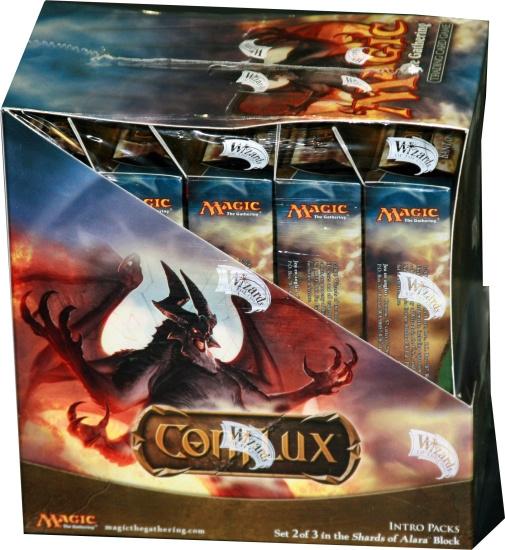 Conflux Intro Pack Box of 5 Decks