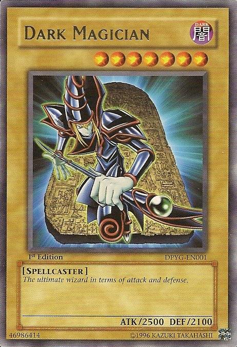 Dark Magician - DPYG-EN001 - Rare - Unlimited Edition