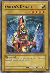 Queen's Knight - DPYG-EN003 - Common - Unlimited Edition