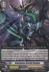 Venomous Breath Dragon (non-foil) -  TD10/002EN - TD