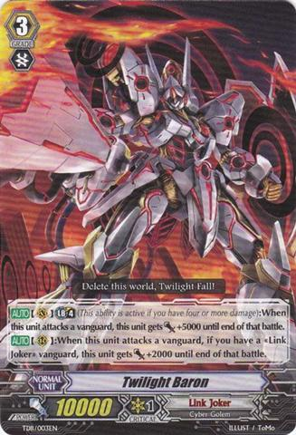Twilight Baron - TD11/003EN - TD