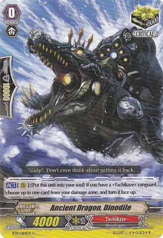 Ancient Dragon, Dinodile - BT11/084EN - C