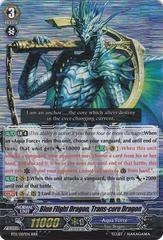 Blue Flight Dragon, Trans-core Dragon - BT11/007EN - RRR on Channel Fireball