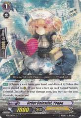 Order Celestial, Yeqon - BT11/047EN - C