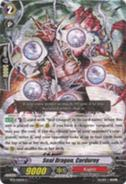 Seal Dragon, Corduroy - BT11/060EN - C