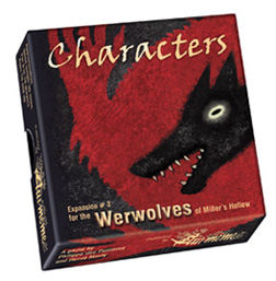 The Werewolves of Millers Hollow: Characters