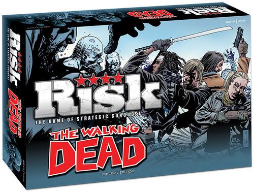 Risk: The Walking Dead - Survival Edition