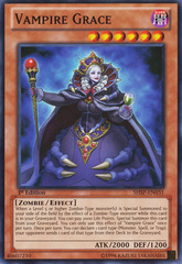 Vampire Grace - SHSP-EN031 - Common - 1st Edition