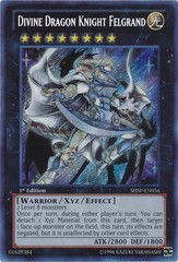 Divine Dragon Knight Felgrand - SHSP-EN056 - Secret Rare - 1st Edition