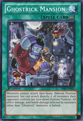 Ghostrick Mansion - SHSP-EN062 - Common - 1st Edition