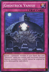 GhostRick Vanish - SHSP-EN073 - Common - 1st Edition