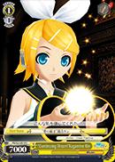 Continuing Dream Kagamine Rin - PD/S22-E019 - C