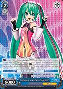 Hatsune Miku Star Vocalist - PD/S22-E088 - U