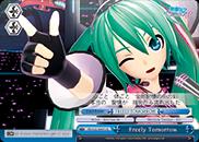 Freely Tomorrow - PD/S22-E097 - CR