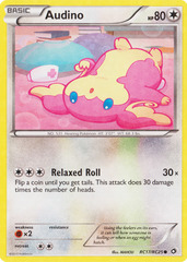 Audino - RC17/RC25 - Common on Channel Fireball