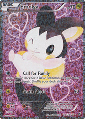 Emolga - RC23/RC25 - Full Art Rare