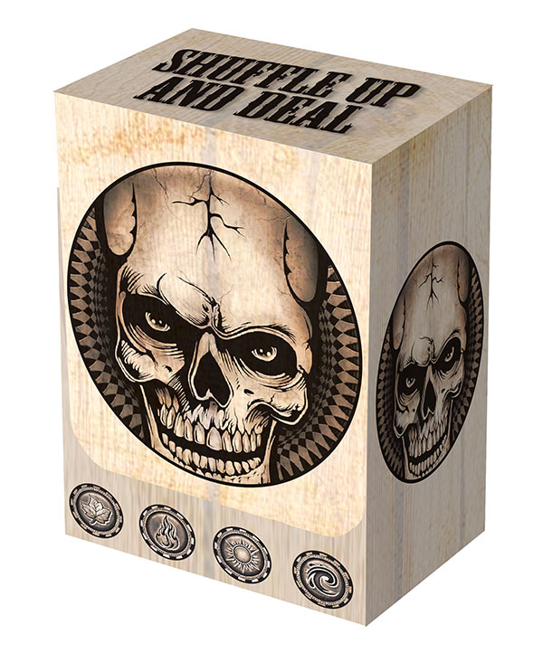 Dead Man's Hand Deck Box