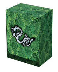 Dragon Hide Deck Box Green
