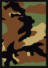 Camo Art Sleeves (50)