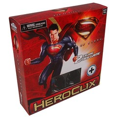 Man of Steel 2 Figure Mini-Game