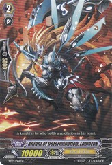 Knight of Determination, Lamorak - MT01/004EN - TD