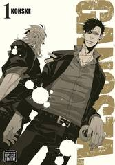 Gangsta Graphic Novel Vol 01 (Mature Readers)