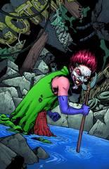 Batman Jokers Daughter #1
