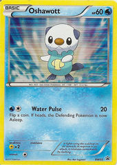 Oshawott - BW03 - Promotional on Channel Fireball