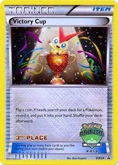Victory Cup (Spring 2013 Stamp) - BW29 - Promotional
