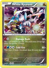 White Kyurem - BW59 - Promotional