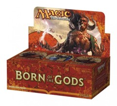 Born of the Gods - Booster Box