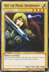Neo the Magic Swordsman - YSYR-EN005 - Common - 1st Edition