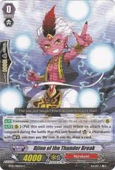 Djinn of the Thunder Break - BT10/086EN - C